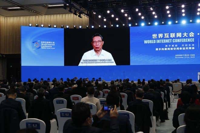 鐘南山:國際社會需在疫苗研發、5G醫療等領域攜手抗疫